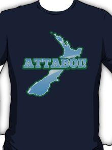 ATTABOI! Kiwi New Zealand funny saying Bro T-Shirt
