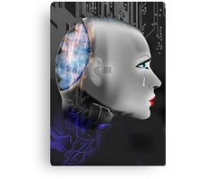 android XXI Canvas Print
