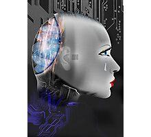 android XXI Photographic Print