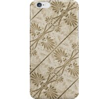 Decorative Swirls Pattern iPhone Case/Skin