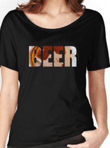 Everyone loves beer! Women's Relaxed Fit T-Shirt