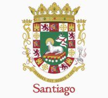Santiago Shield of Puerto Rico by William Martin