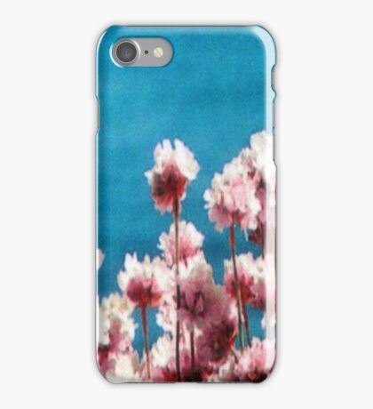 Pink Awesome Blossoms iPhone Case/Skin