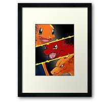 Evolution - Kickass Style! Framed Print