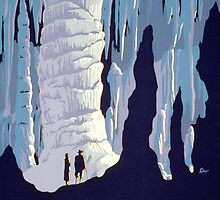 See America, Ice Caverns by Vintagee