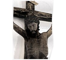 Good Friday Crucifixion Poster
