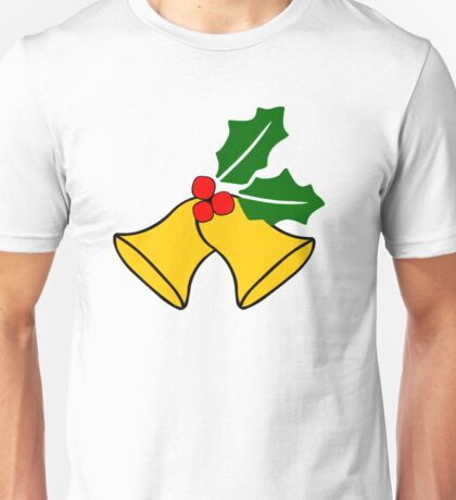 Christmas Bells Unisex T-Shirt