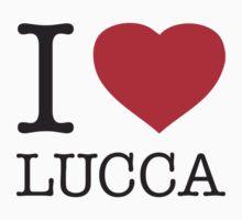 I ♥ LUCCA by eyesblau