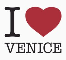 I ♥ VENICE by eyesblau