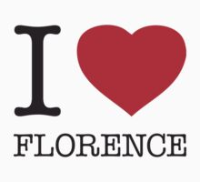 I ♥ FLORENCE by eyesblau