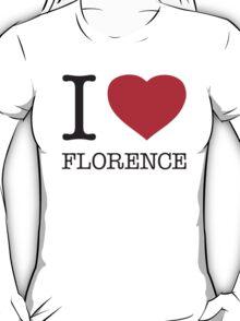 I ♥ FLORENCE T-Shirt