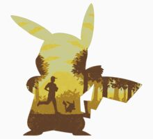 Pokemon Cool Shirt - Pikachu by zaknorris5