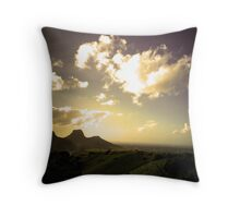 Mauritius (2) Throw Pillow