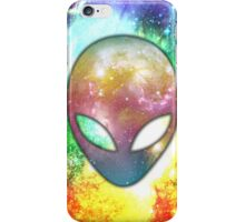Space Alien iPhone Case/Skin