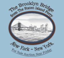 Brooklyn Bridge For Sale Kids Clothes