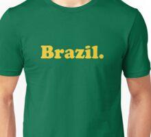 Brazil t-shirt Unisex T-Shirt