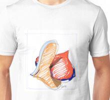 Sketchy Affair Unisex T-Shirt