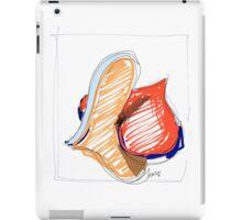 Sketchy Affair iPad Case/Skin