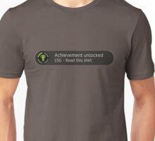 Achievement Unlocked Shirt Unisex T-Shirt