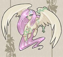 Flutter Pony by Blueteardrops