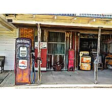 Country Store Mobigas Photographic Print