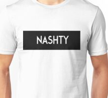 NASH GRIER NASHTY  Unisex T-Shirt