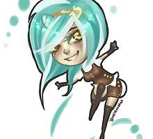 Lyra by Blueteardrops