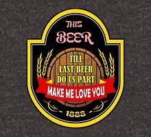 Till Last Beer Do Us Part Hoodie
