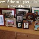 Mini Artworks by Cindy Schnackel