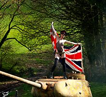 Rule Britannia by thermosoflask