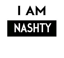 I AM NASHTY NASH GRIER by CharliesF