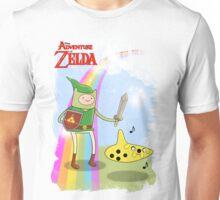 the Adventure of Zelda Unisex T-Shirt
