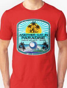 Puerto Vallarta Bech Day Unisex T-Shirt