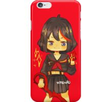 kill la kill - matoi ryuuko sticker  iPhone Case/Skin