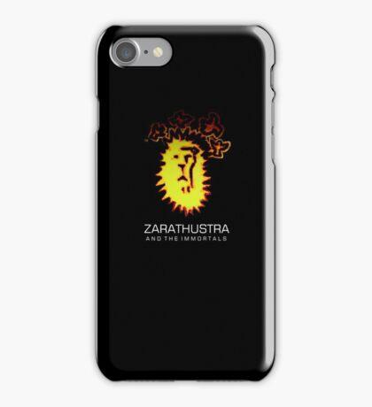 Lion Logo + Fonts iPhone Case/Skin