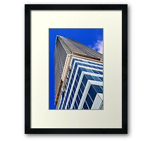 New Condominium Framed Print