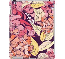 Hydrangea warm case iPad Case/Skin