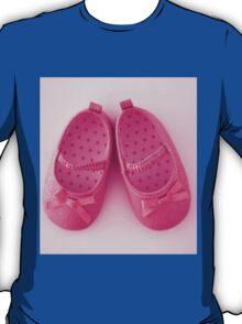 baby girl shoe T-Shirt