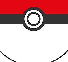 Pokeball Phone Case by Lewis Marsden