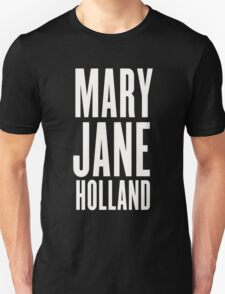 Mary Jane Holland Unisex T-Shirt