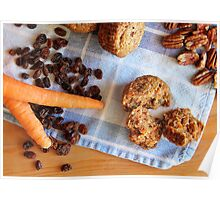 Morning Glory Muffins Poster