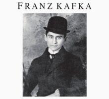 Franz Kafka T-Shirt Kids Clothes