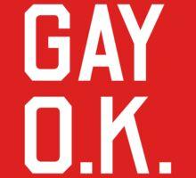 Gay O.K. by LGBT