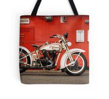 Harley-Davidson JD 1927 Tote Bag