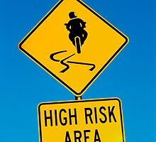 High Risk Area by Frank Kletschkus