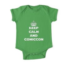 Keep Calm and Comiccon - Get this on anything! One Piece - Short Sleeve