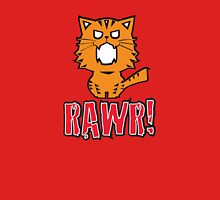 Rawr! Women's Fitted V-Neck T-Shirt