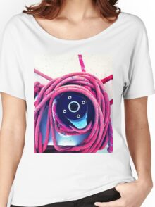 colourful rope Women's Relaxed Fit T-Shirt