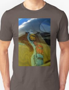 mini volkswagen turtle Unisex T-Shirt