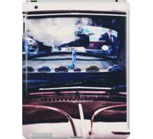 volkswagen turtle iPad Case/Skin